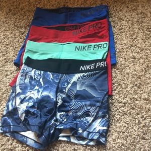 Size medium bike pro spandex
